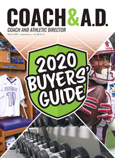 Coach & Athletic Director | 3/2020 Cover