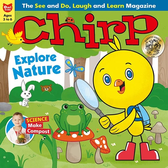 Chirp Cover - 4/1/2020