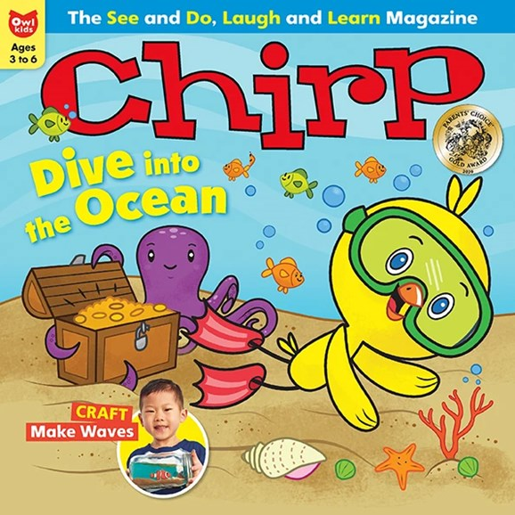 Chirp Cover - 6/1/2020