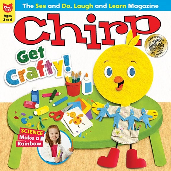 Chirp Cover - 3/1/2020