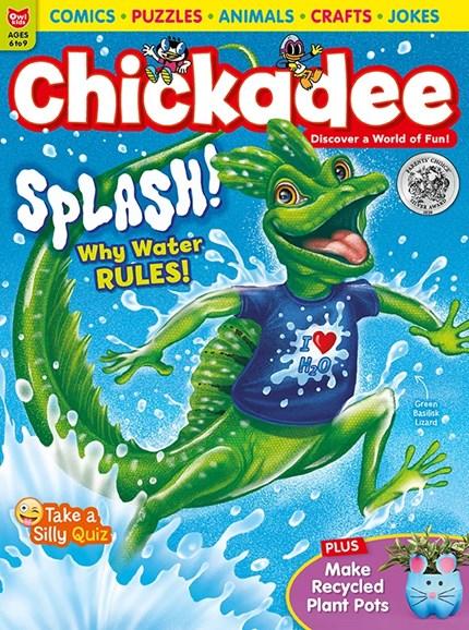 chickaDEE Cover - 4/1/2020