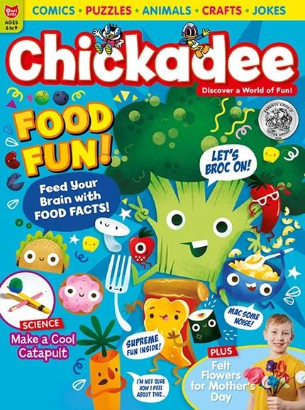 chickaDEE Cover - 5/1/2020