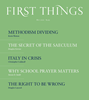 First Things Magazine | 5/2020 Cover