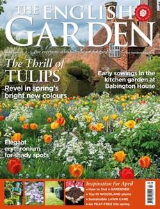 The English Garden | 4/2020 Cover