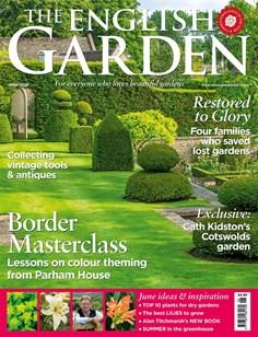 The English Garden | 6/2020 Cover