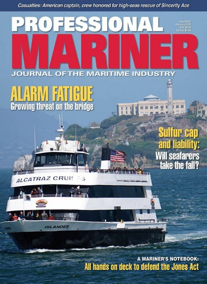 Professional Mariner Cover - 2/1/2020