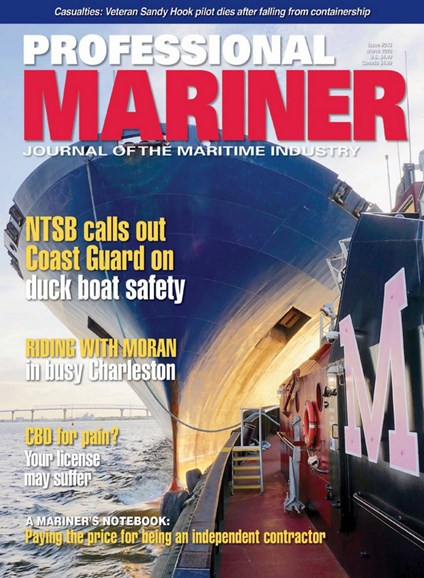 Professional Mariner Cover - 3/1/2020
