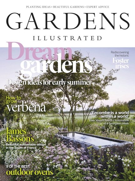 Gardens Illustrated Cover - 6/1/2020