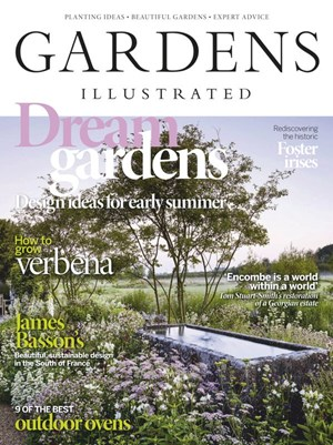 Gardens Illustrated Magazine | 6/2020 Cover