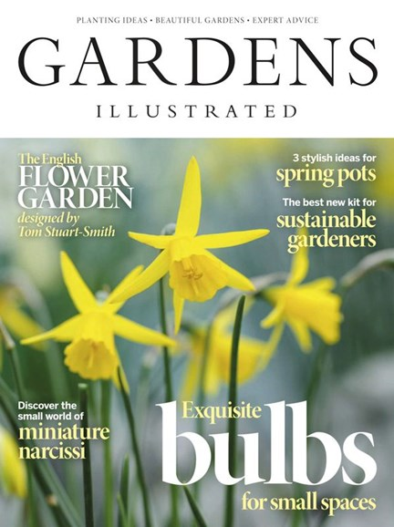Gardens Illustrated Cover - 3/1/2020