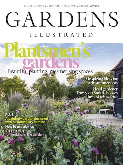 Gardens Illustrated Cover - 5/1/2020