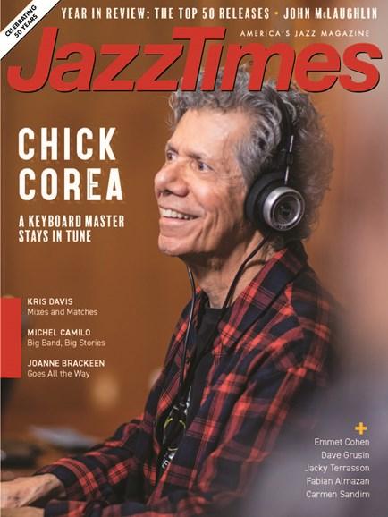 JazzTimes Cover - 1/1/2020