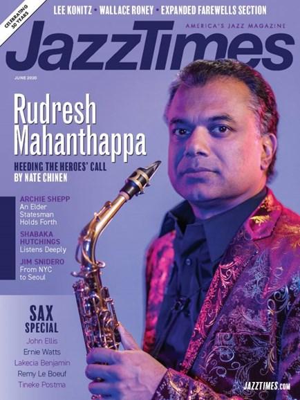 JazzTimes Cover - 6/1/2020