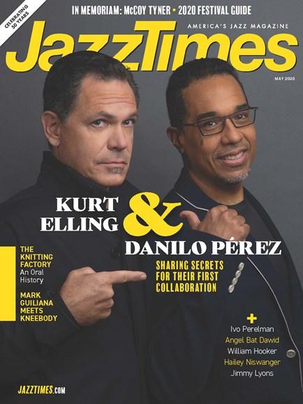 JazzTimes Cover - 5/1/2020