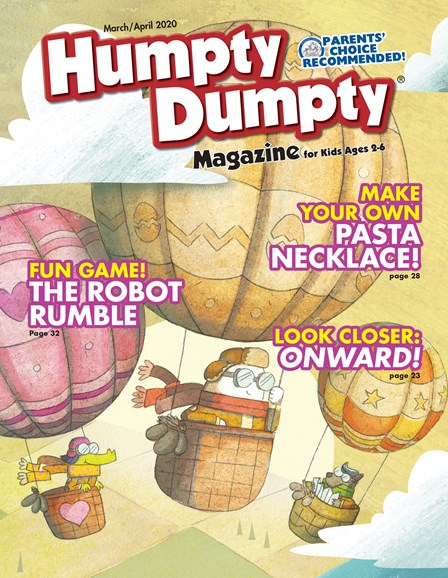Humpty Dumpty Cover - 3/1/2020