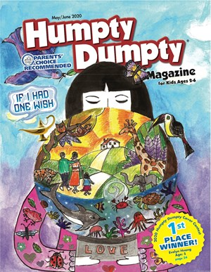 Humpty Dumpty Magazine | 5/2020 Cover