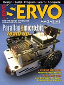 Servo Magazine | 11/2019 Cover