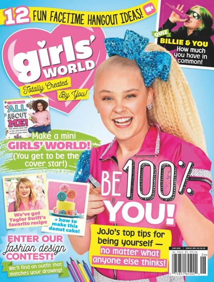 Girls' World Cover - 6/1/2020