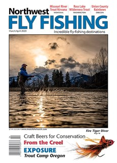 American Fly Fishing | 3/2020 Cover