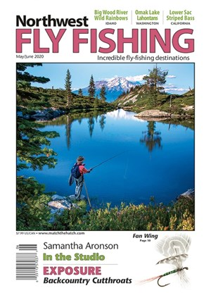 Northwest Fly Fishing Magazine | 5/2020 Cover