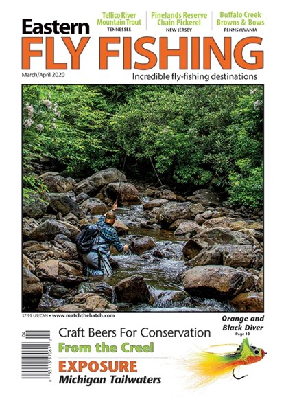 Eastern Fly Fishing Cover - 3/1/2020