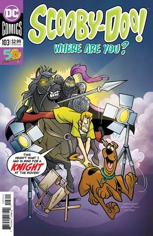 Scooby Doo Magazine | 4/2020 Cover