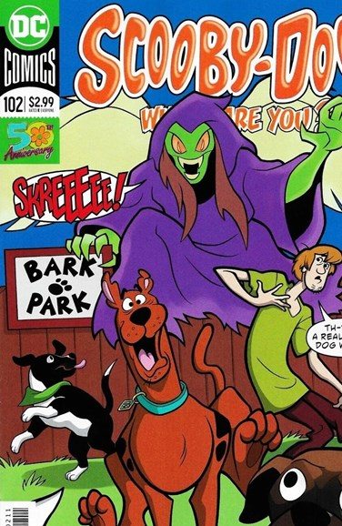 Scooby Doo, Where Are You? Cover - 2/1/2020