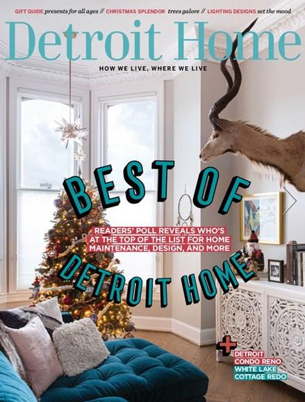 Detroit Design Cover - 12/1/2019