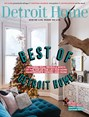 Detroit Home Magazine | 12/2019 Cover