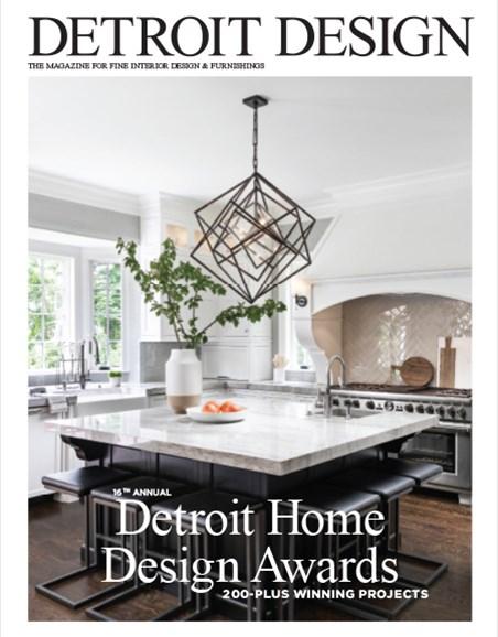 Detroit Design Cover - 3/1/2020