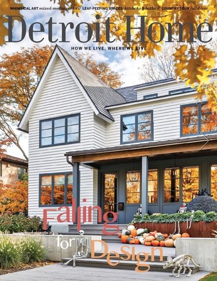 Detroit Design Cover - 10/1/2019