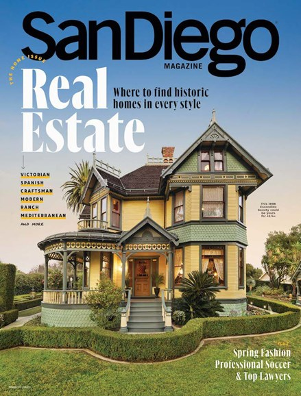 San Diego Cover - 3/1/2020