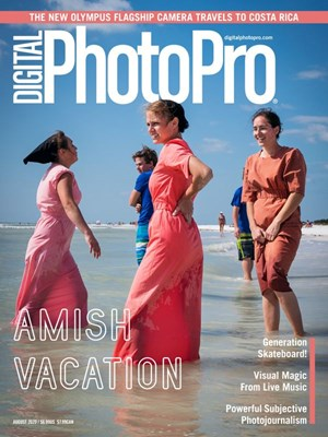 Digital Photo Pro Magazine | 8/2020 Cover