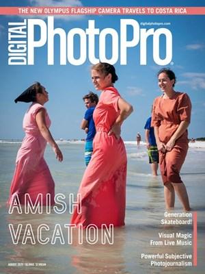 Digital Photo Pro Magazine | 8/2020 Cover