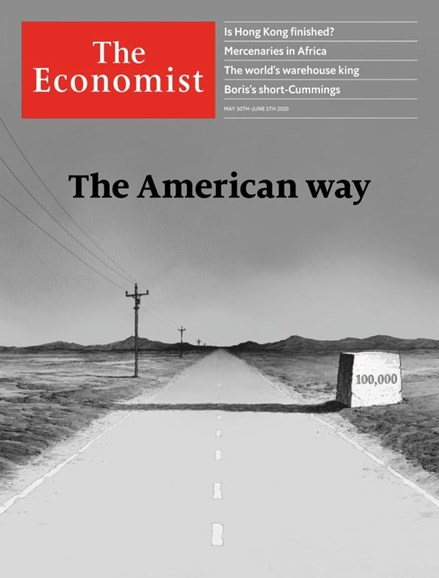 The Economist Cover - 5/30/2020