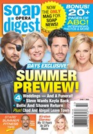 Soap Opera Digest Magazine 6/1/2020