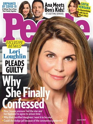 People Magazine | 6/8/2020 Cover