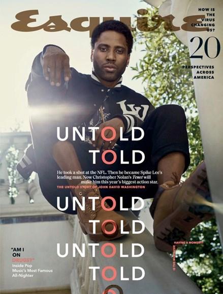 Esquire Cover - 6/1/2020