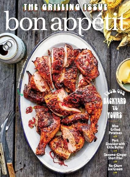 Bon Appétit Cover - 6/1/2020