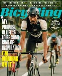 Bicycling Magazine | 7/1/2020 Cover