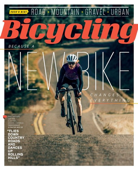 Bicycling Cover - 5/1/2020