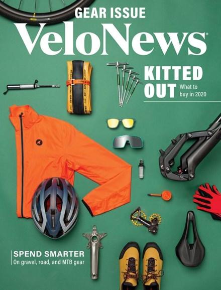 VeloNews Cover - 4/1/2020