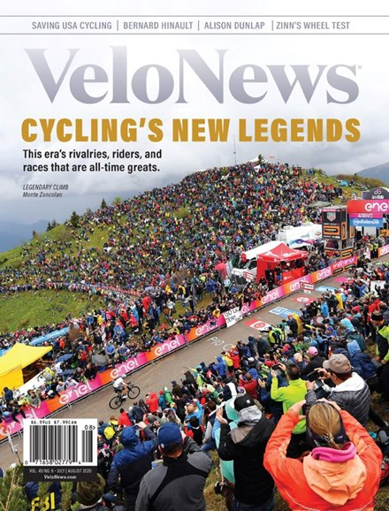 VeloNews Cover - 7/1/2020