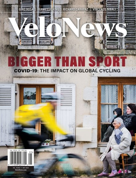 VeloNews Cover - 5/1/2020