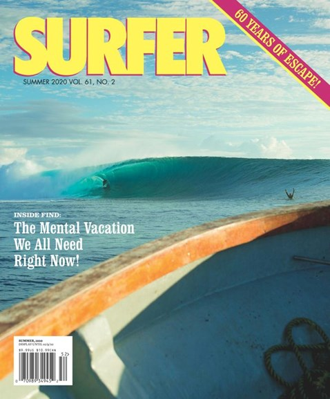 Surfer Cover - 6/1/2020