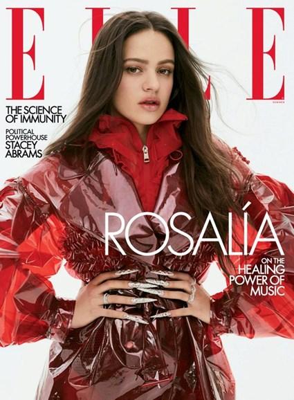 ELLE Cover - 6/1/2020