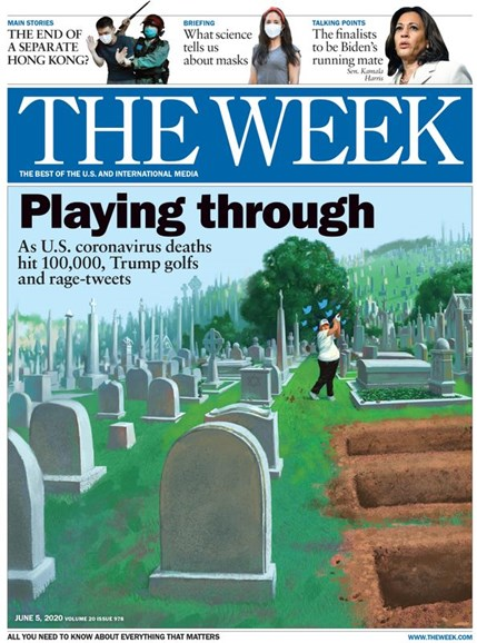 The Week Cover - 6/5/2020