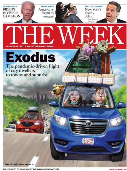 The Week Cover - 5/29/2020