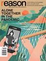 Reason Magazine   7/2020 Cover