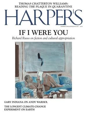 Harper's Magazine | 6/2020 Cover